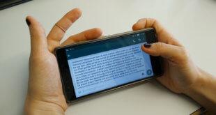 WhatsApp Text formatieren – Kursiv – Fett – Durchgestrichen